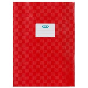 Oxford Hefthülle - DIN A4 - Bast - rot