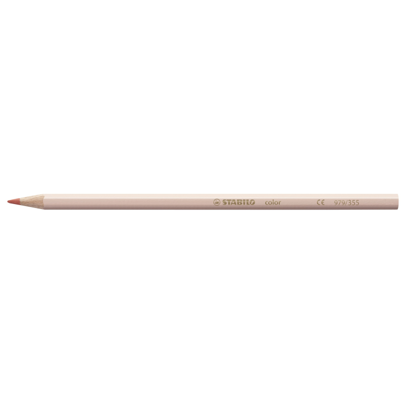 STABILO® Farbstift color Metalletui 24St