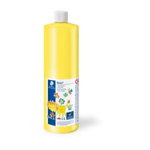 STAEDTLER Noris 8811 Fingermalfarbe - gelb - 750 ml