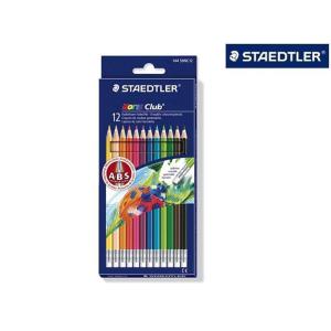 STAEDTLER Noris erasable 144 50 Buntstift - radierbar -...