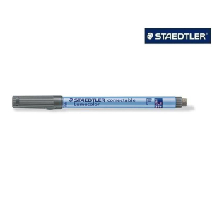 STAEDTLER Lumocolor correctable 305 Folienstift - F - 0,6...