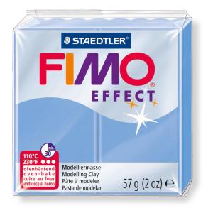 STAEDTLER FIMO effect 8020 Modelliermasse - blau-achat -...