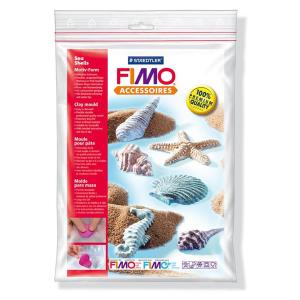 STAEDTLER FIMO 8742 Motiv-Form - Muscheln