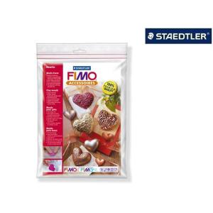 STAEDTLER FIMO 8742 Motiv-Form - Herzen