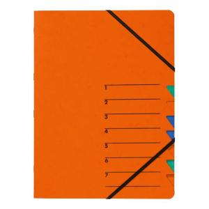 Ordnungsmappe Easy 7-teilig Karton or