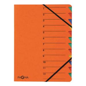Ordnungsmappe Easy 12-teilig Karton or