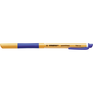 STABILO® Tintenroller pointVisco, 0,5 mm, blau