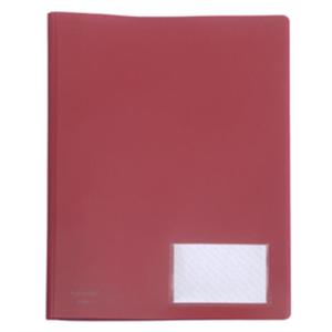 FolderSys Multi-Hefter - DIN A4 - Standard rot