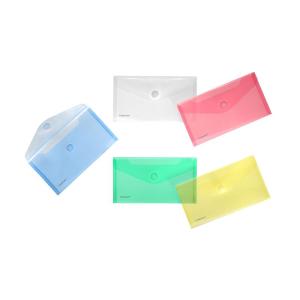 FolderSys PP-Umschlag DIN lang 10 Stück