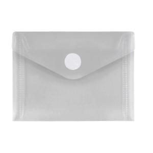FolderSys PP-Umschlag A7quer, trans klar, 1 Stück