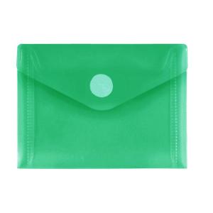 FolderSys PP-Umschlag A7quer, grün klar, 1 Stück