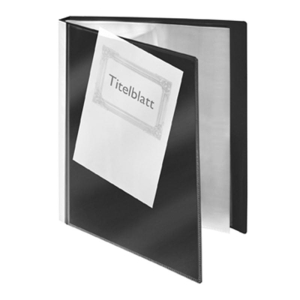 FolderSys Präsentations-Sichtbuch, 30 Hüllen,...