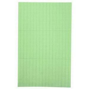 Legamaster Einlegeetikett 20x60mm grün
