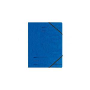 herlitz Eckspanner Quality - DIN A4 - blau