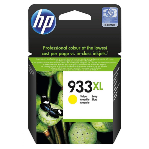 HP 933XL Original Druckerpatrone - yellow