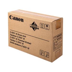 Canon C-EXV18 Original Trommeln - schwarz