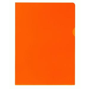 Oxford Sichthülle Premium rot A4, 25 Stück