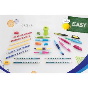 STABILO EASYergo Spitzer - Rechtshänder - blau