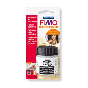 STAEDTLER FIMO 8782 Haftgrund für Blattmetall - 35 ml