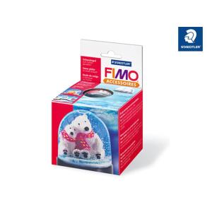 STAEDTLER FIMO 8629 Schneekugel - rund