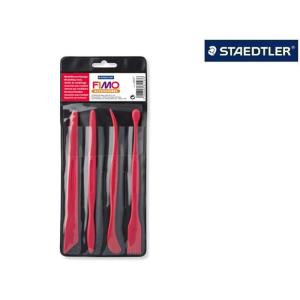 STAEDTLER FIMO Modellierwerkzeug-Set - 4 Stück