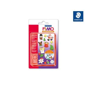 STAEDTLER FIMO 8725 Motiv-Form - Weihnachten