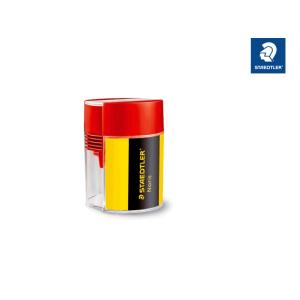 STAEDTLER 511 Spitzdose - rund - Noris-Design