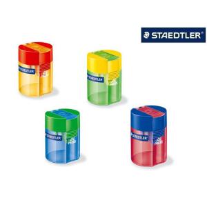 STAEDTLER 511 006 Spitzdose - rund - 4 Farbkombinationen...