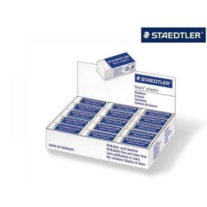 STAEDTLER Mars plastic 526 53 Radierer - 43 x 19 x 13 mm