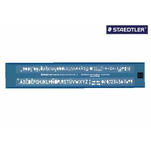 STAEDTLER Mars 572 Schriftschablone - 5 mm