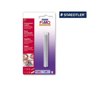 STAEDTLER FIMO 8712 20 Perlenstechnadeln - 0,7 + 1,5 mm -...