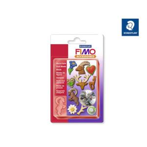 STAEDTLER FIMO 8725 Motiv-Form - Alpenstil