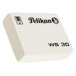 Pelikan WS30 Radiergummi - Kautschuk - weiß