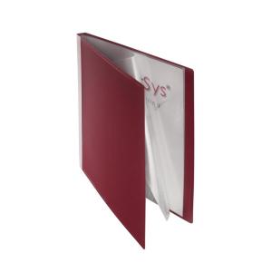 FolderSys Sichtbuch, 10 Hüllen, PP, Rücken...