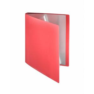 FolderSys Sichtbuch flexibel, 10 Hüllen, A4, PP rot,...