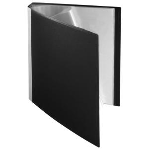 FolderSys Sichtbuch, A4,50 Hüllen, PP, schwarz,...