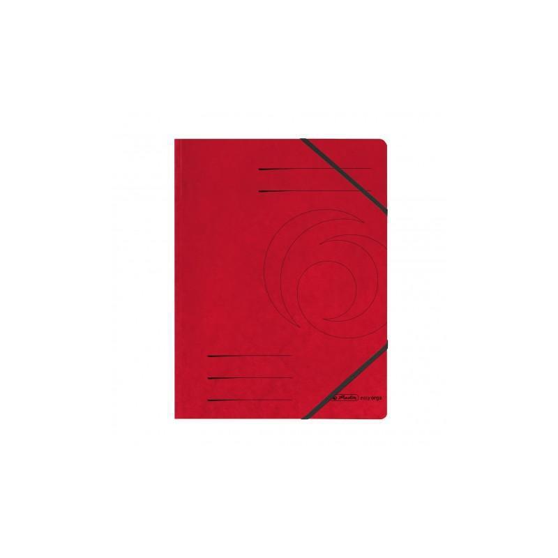Eckspanner Colorspan A4 5er braun