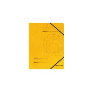 herlitz Eckspanner Quality - DIN A4 - gelb