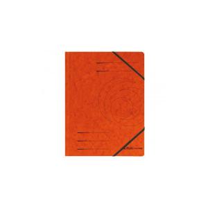 herlitz Eckspanner Quality - DIN A4 - orange