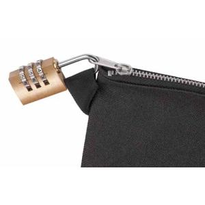 VELOFLEX Banktasche Reißverschlusstasche - DIN A4 -...