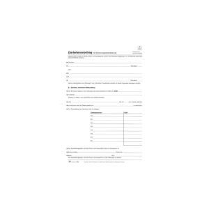 RNK Darlehensvertrag DIN A4