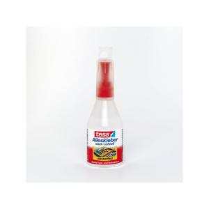 tesa Alleskleber - Universell einsetzbar - 90 g Flasche