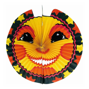 Stylex Lampion - Mond oder Sonnen - Ø 45 cm