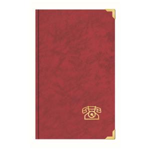 Stylex Adress- u. Telefonbuch - ca. DIN A5 - mit...