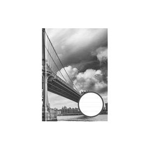 Stylex Kladde - DIN A5 - liniert - 192 Seiten