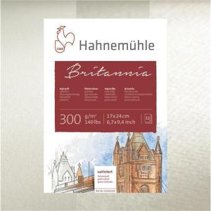 Hahnemühle Britannia Aquarellblock - matt - 300...