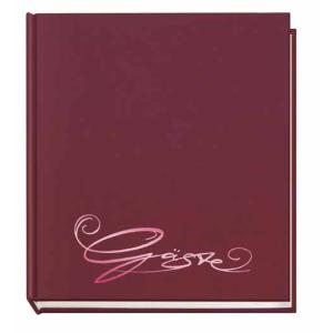 VELOFLEX Gästebuch - 205 x 240 mm - 144 Seiten -...