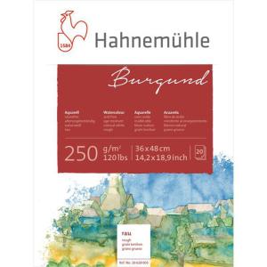 Hahnemühle Burgund Aquarellblock - 250 g/m² -...