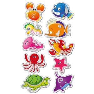 Herma 3669 MAGIC Sticker - Sea life