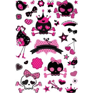 Herma 3683 MAGIC Sticker - Piraten